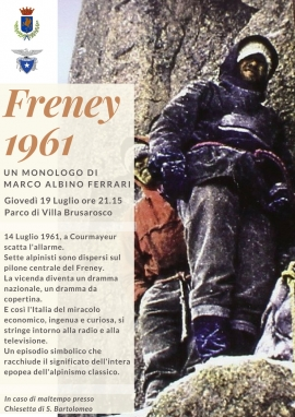 """Freney 1961""  SERATA ESTATE IN ARZIGNANO"